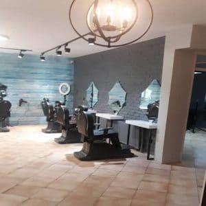 آموزشگاه آرایشگری مردانه شعبه تهران