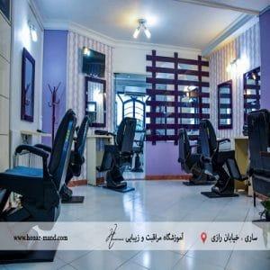 آموزشگاه آرایشگری مردانه هنرمند شعبه ساری