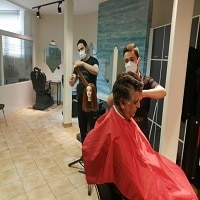 آموزشگاه آرایشکری مردانه