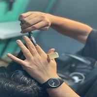 آموزش پیرایش مو در روش یکنواخت
